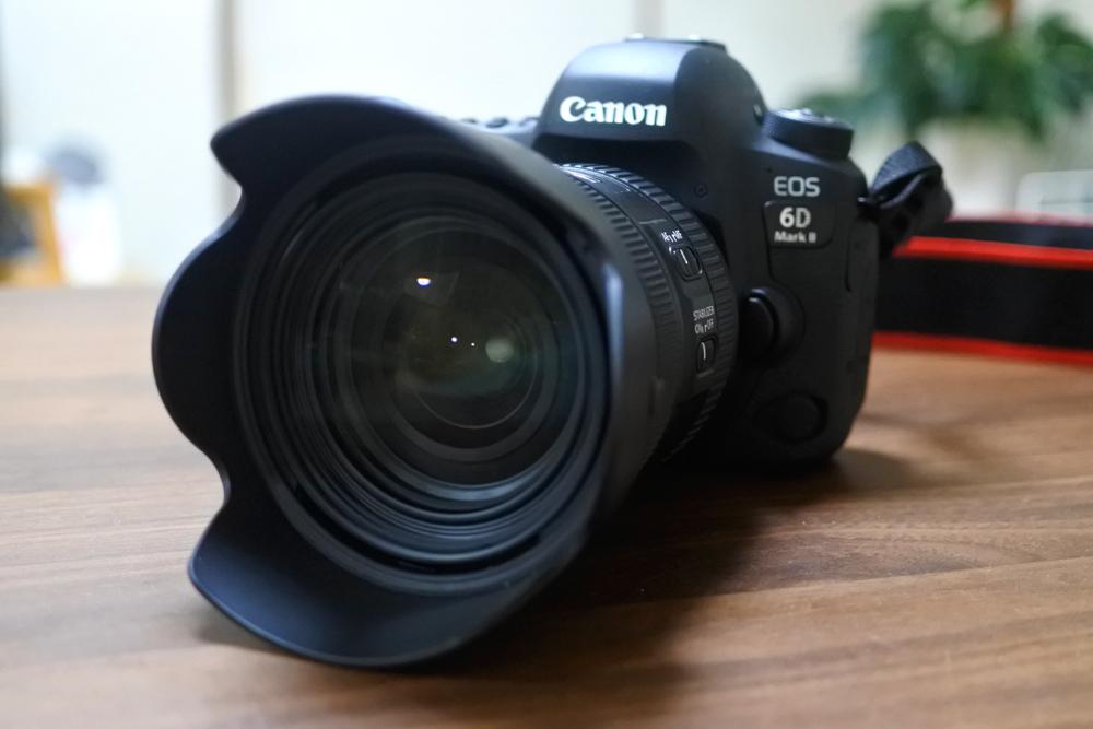 Canon EOS6DmarkⅡ